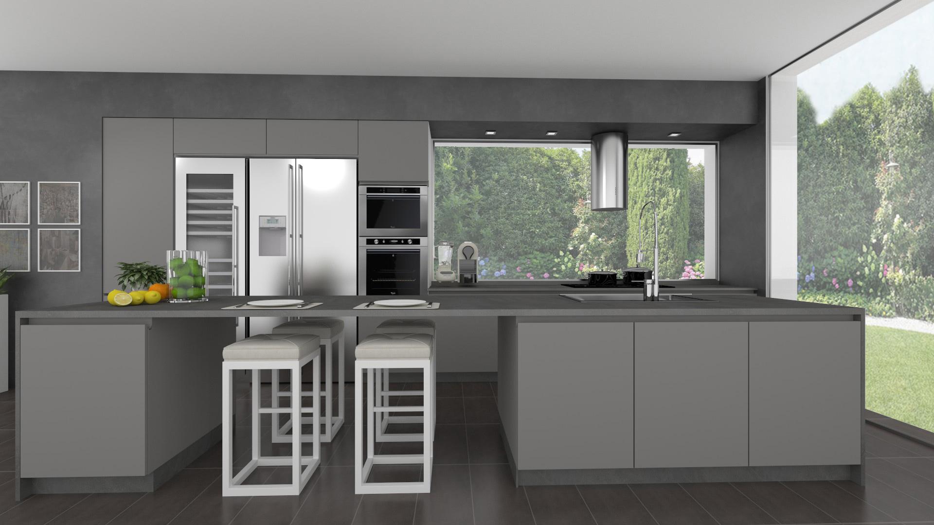 Cucine Su Misura Brescia cucine brescia viem - mobili su misura a brescia