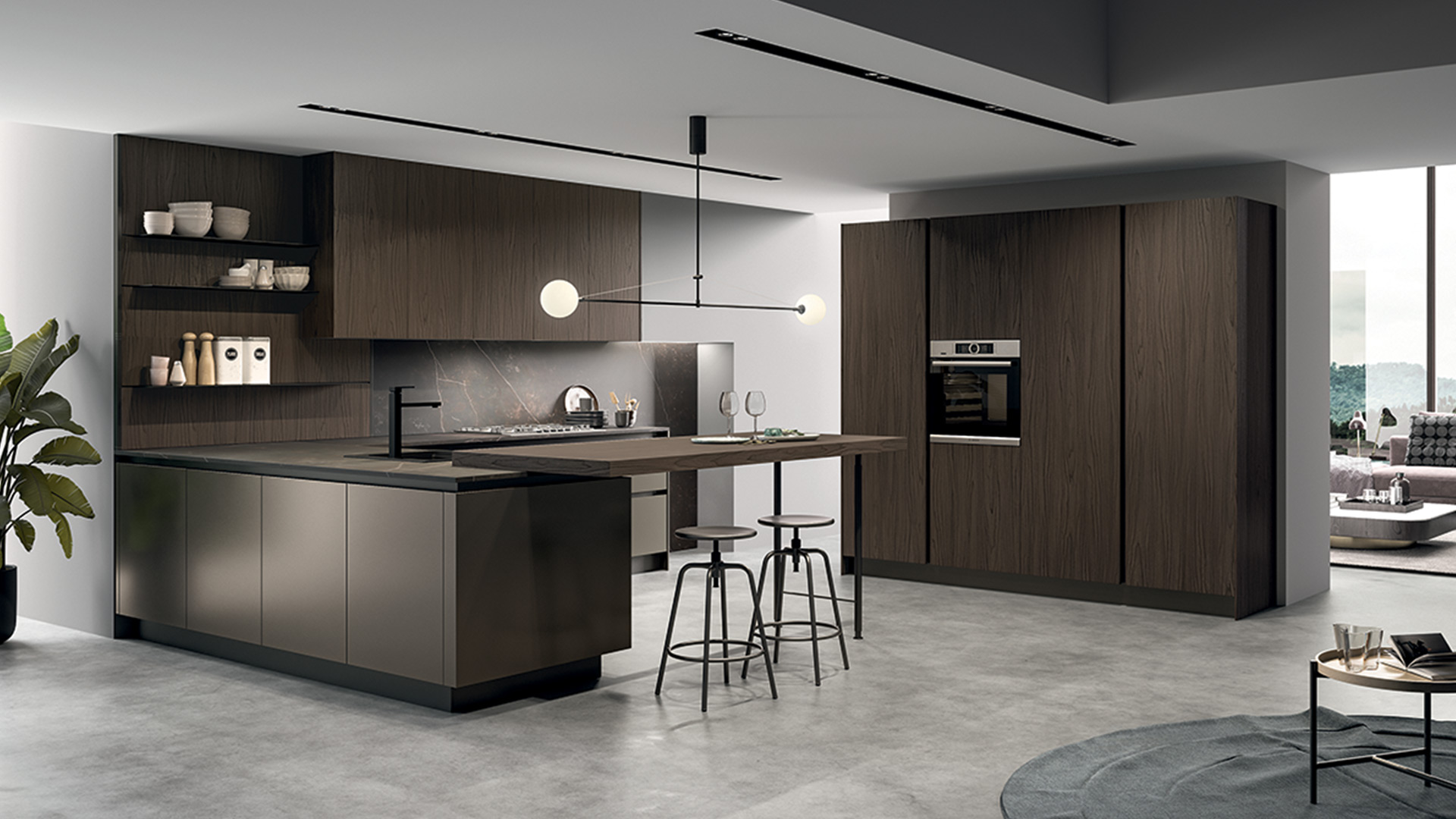 Kitchen made in Italy