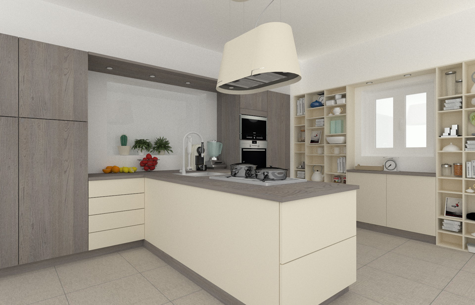 Kitchen project